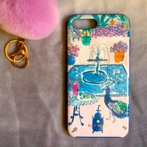 Kate Spade ♠️ iPhone 7+ case